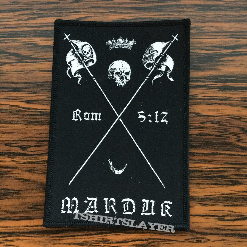 Marduk Woven Patch