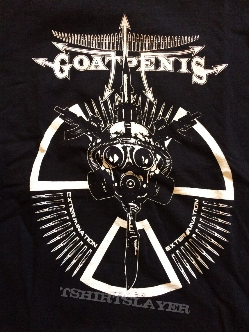 Goatpenis-Black Flames of Blasphemy