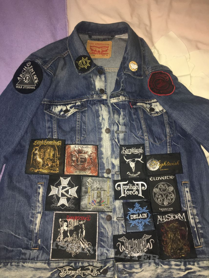 Jacket in the Works