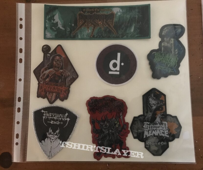 Second page of patches