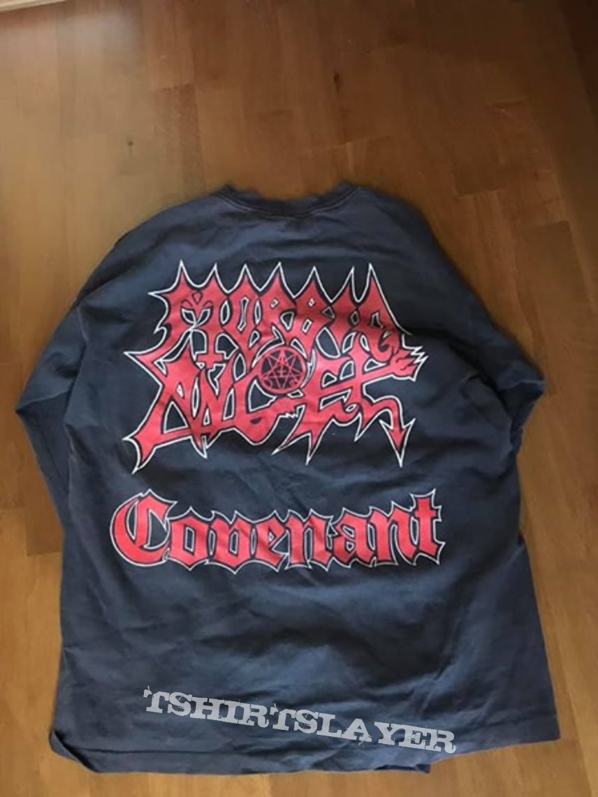 Morbid Angel- Covenant XL longsleeve