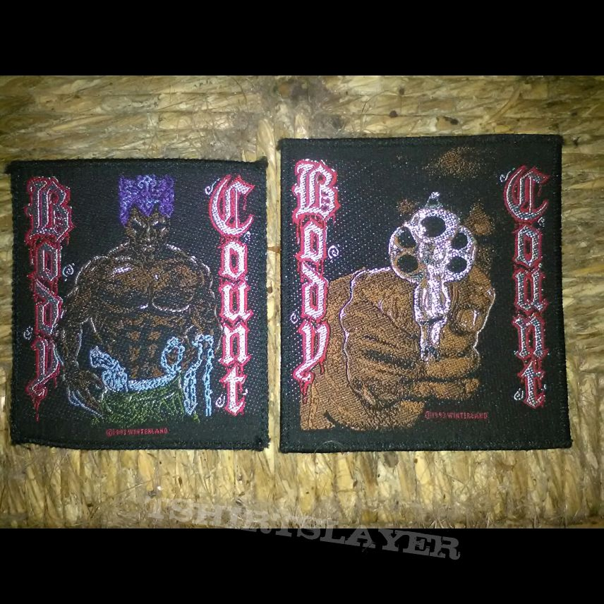 Body Count patches