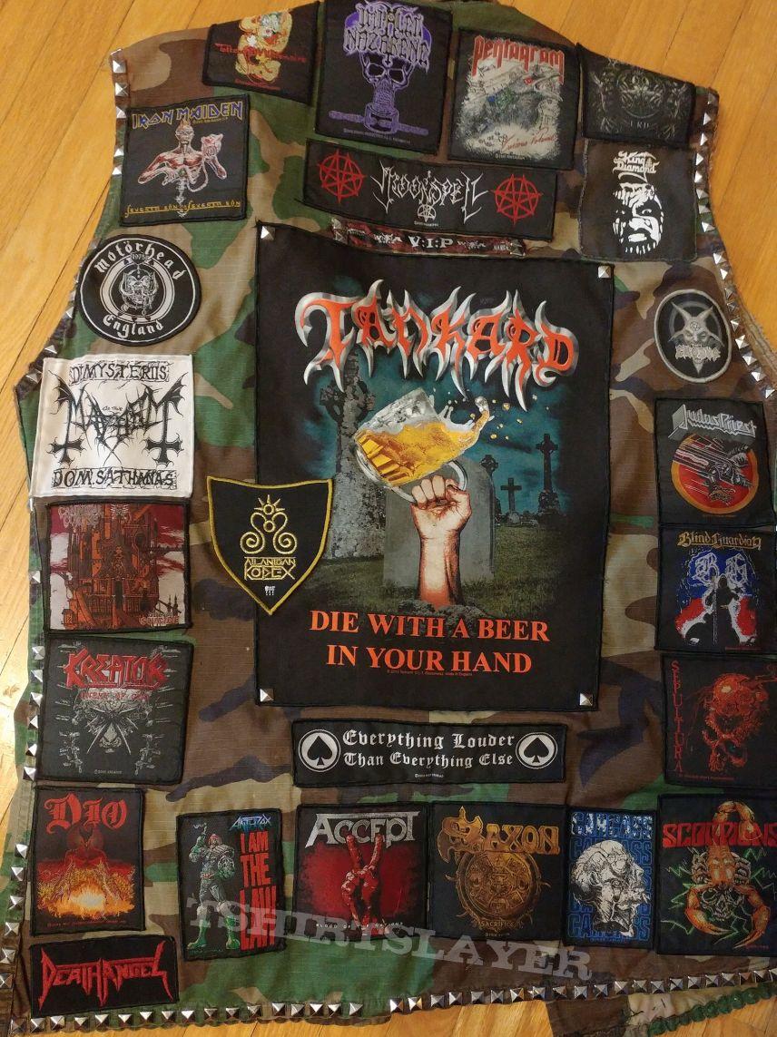 Maciej's Battle Jacket