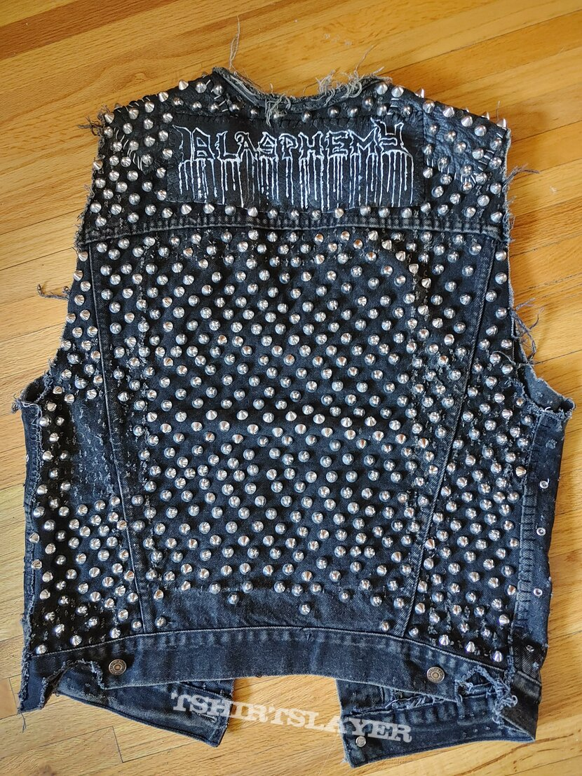 Old Studded Vest
