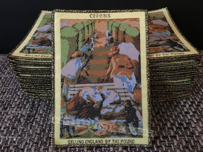 Genesis - Selling England By The Pound Patch