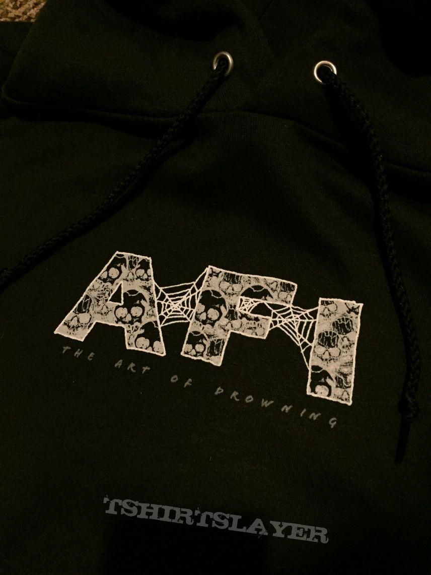 AFI Art Of Drowning hoodie