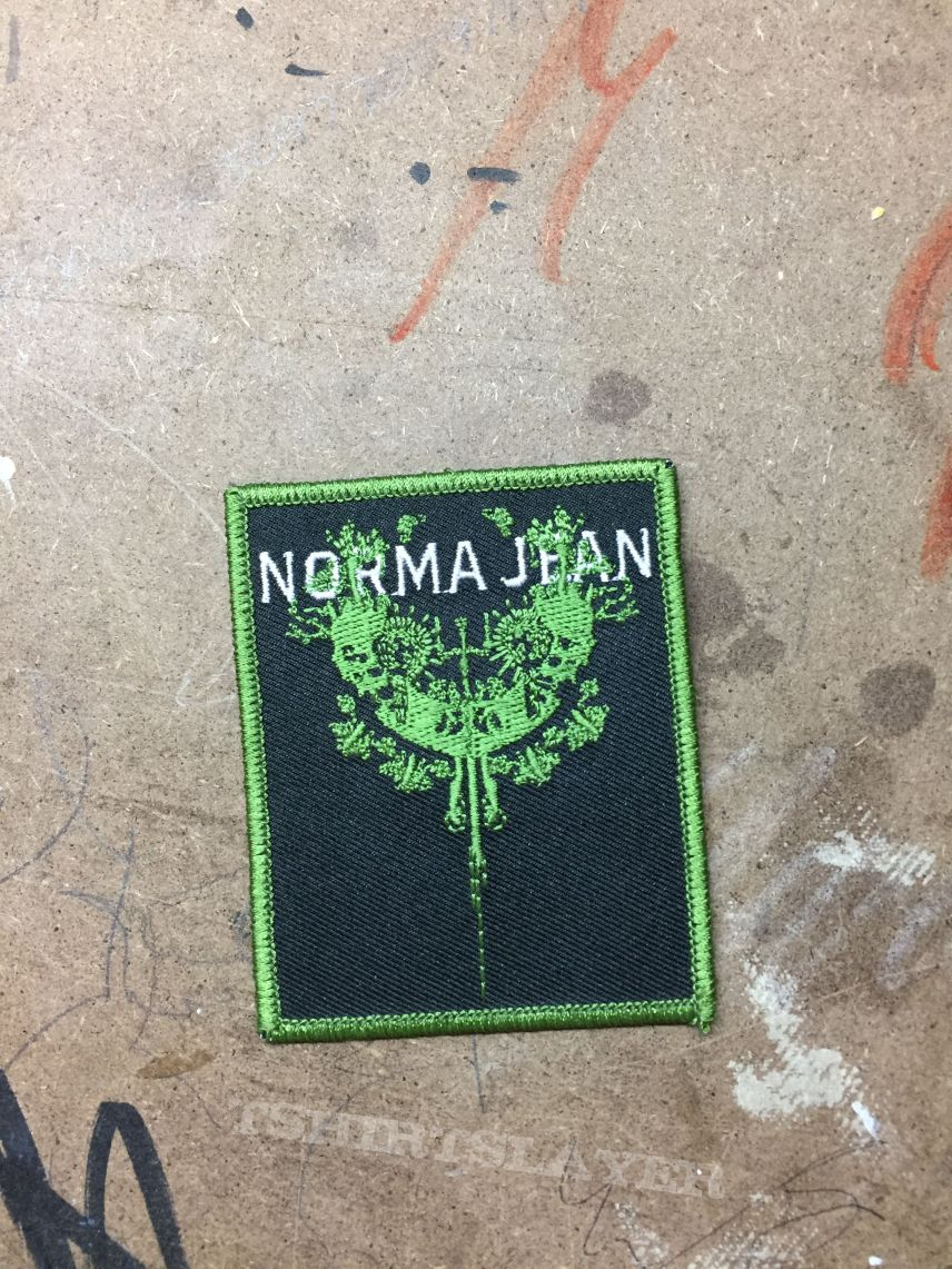 Norma Jean patch
