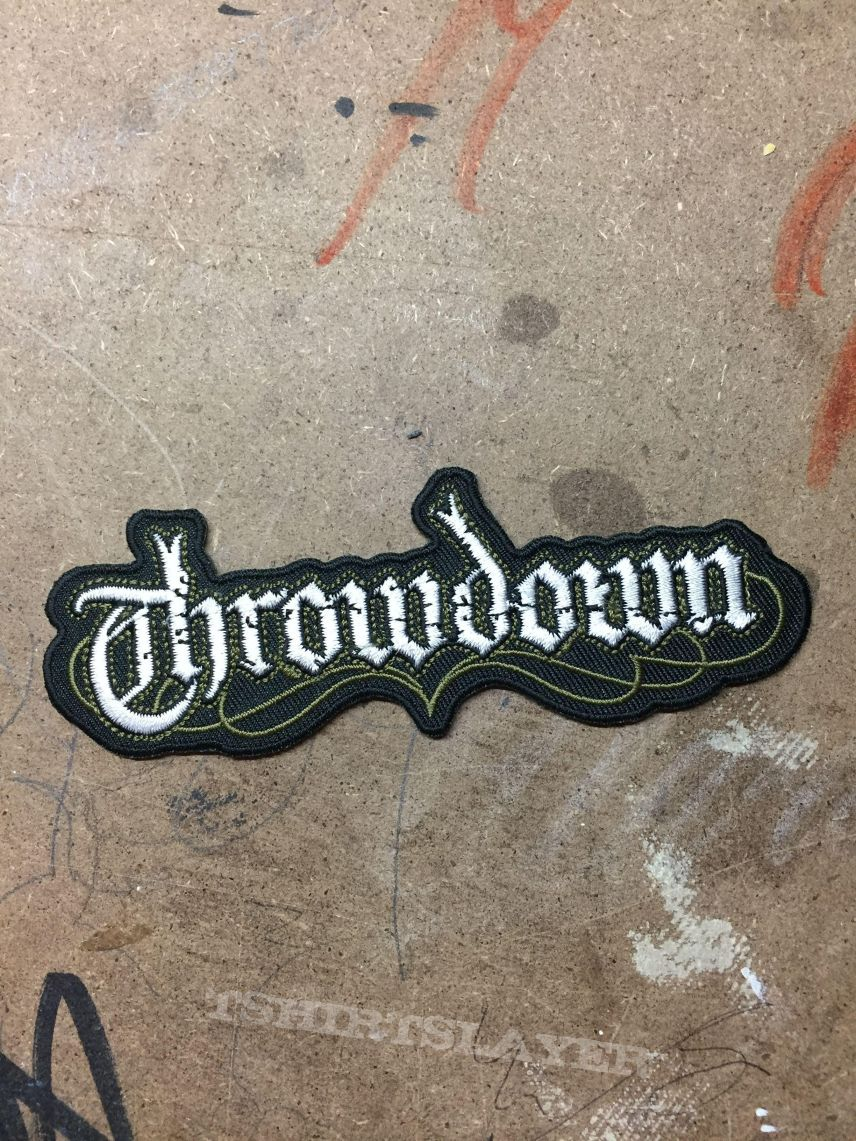 Throwdown patch