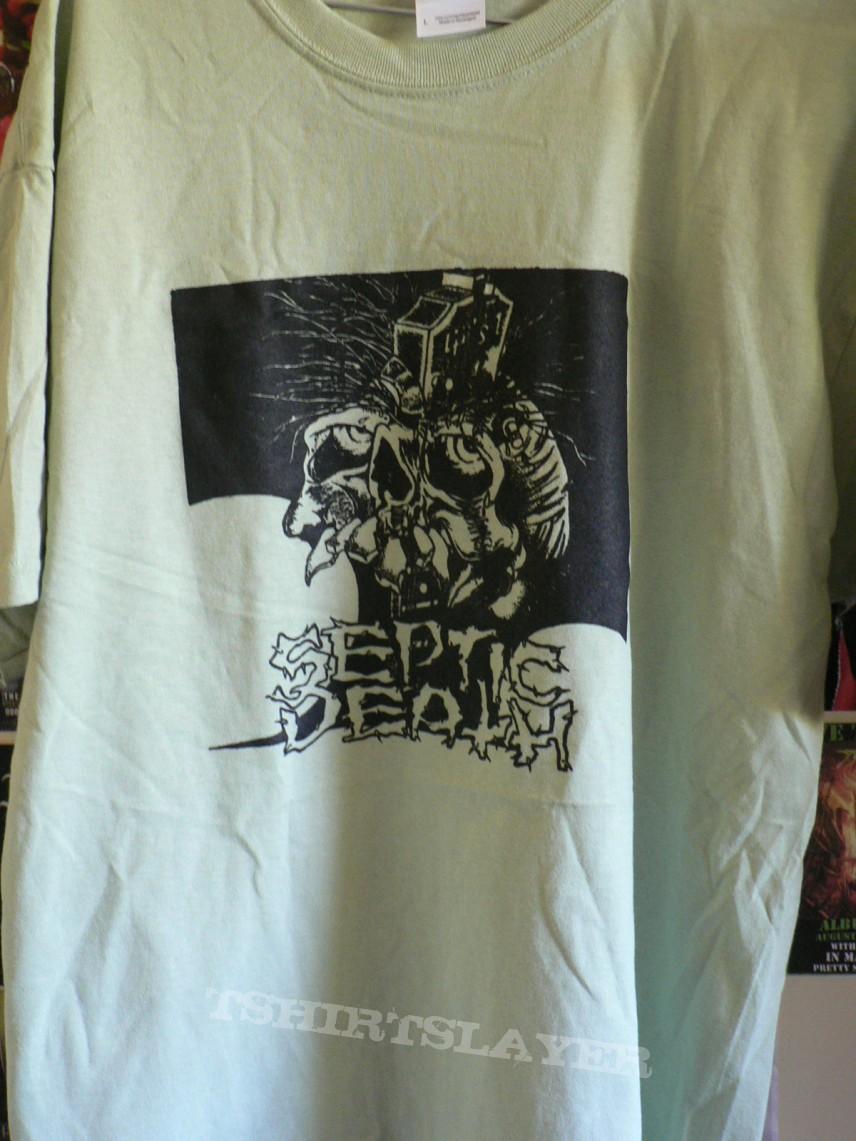 TShirt or Longsleeve - Septic Death Shirt