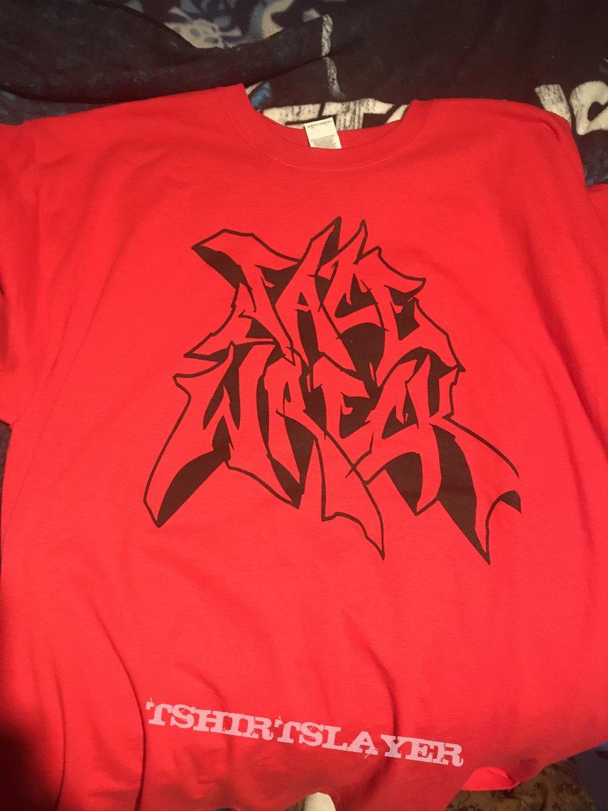 Facewreck Red Pahc Shirt