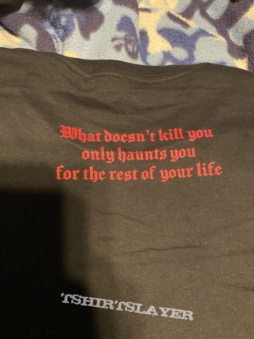 IED what doesn't kill you shirt