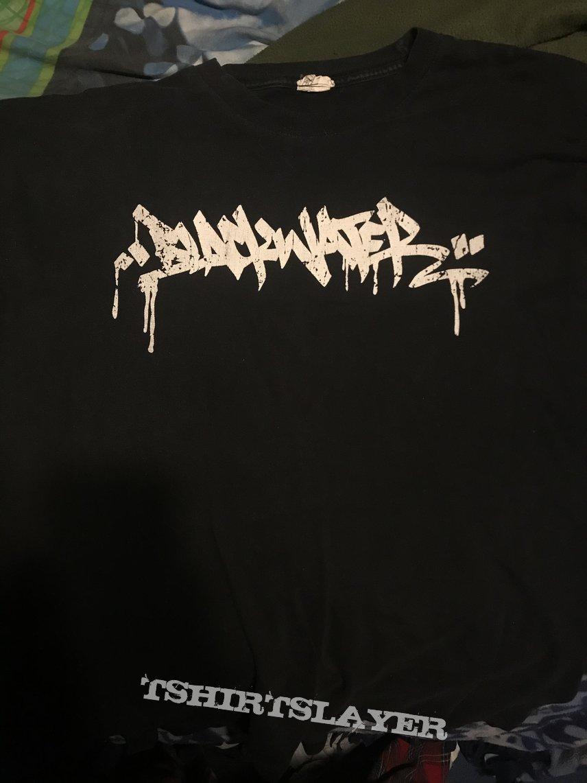Blackwater graf logo shirt