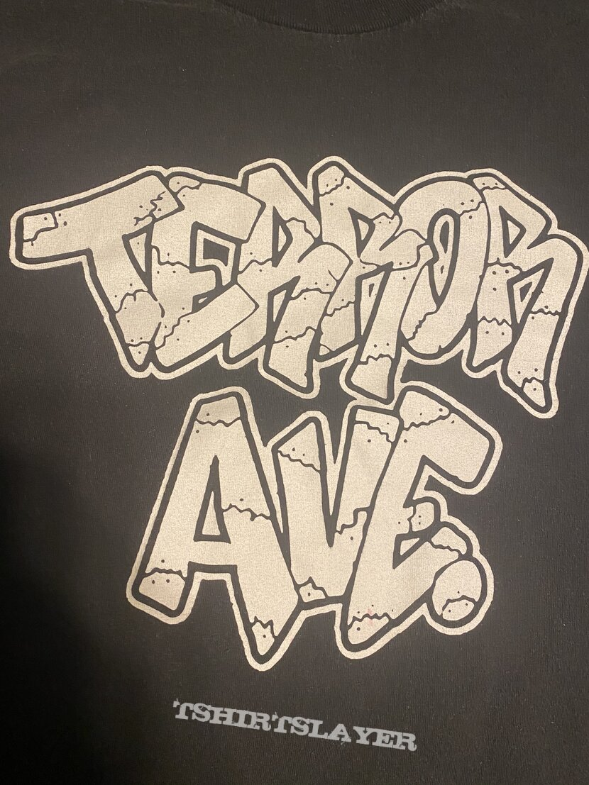 Terror Ave BnB 2015 shirt