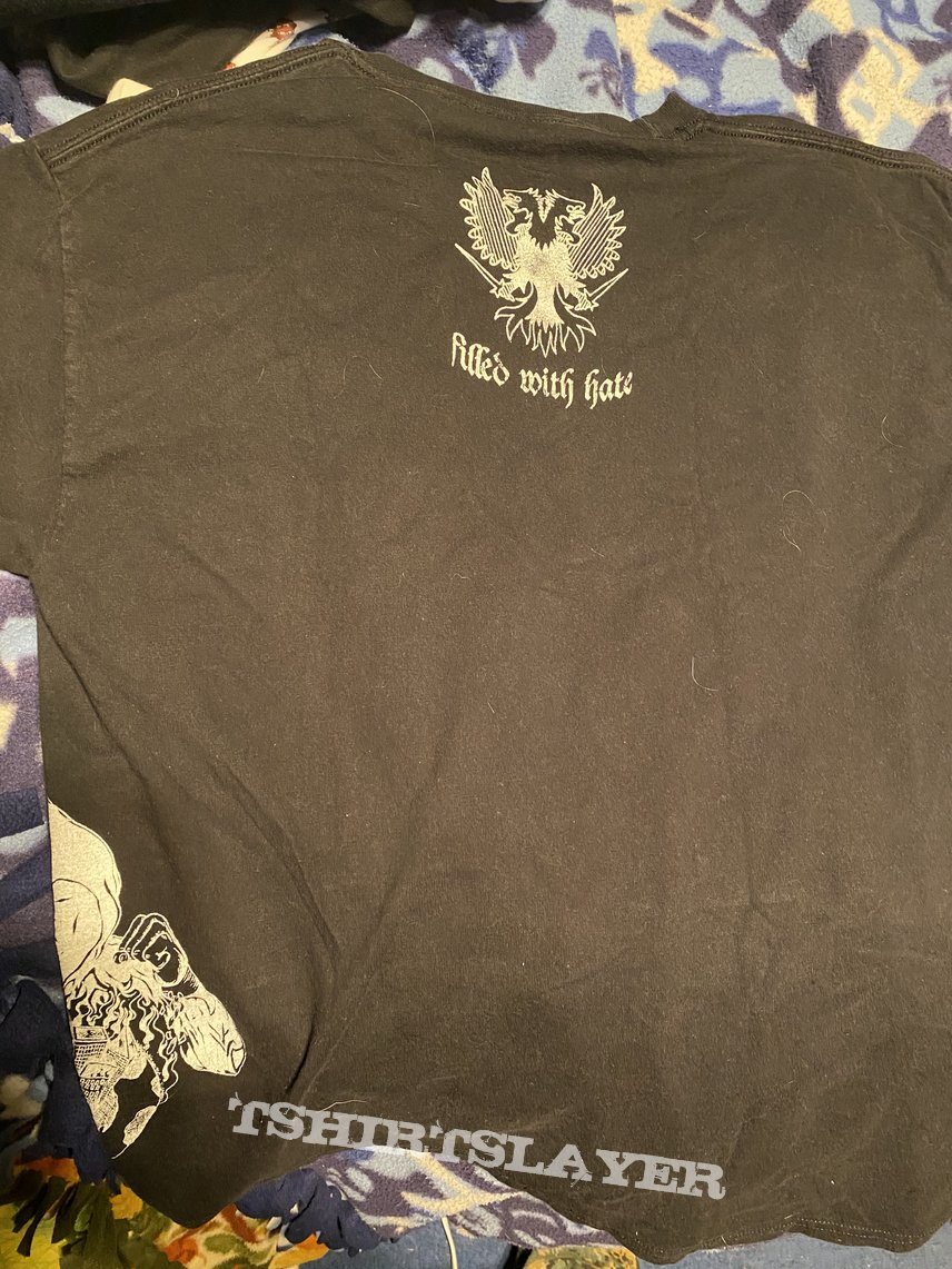 End of Humanity 2008 shirt