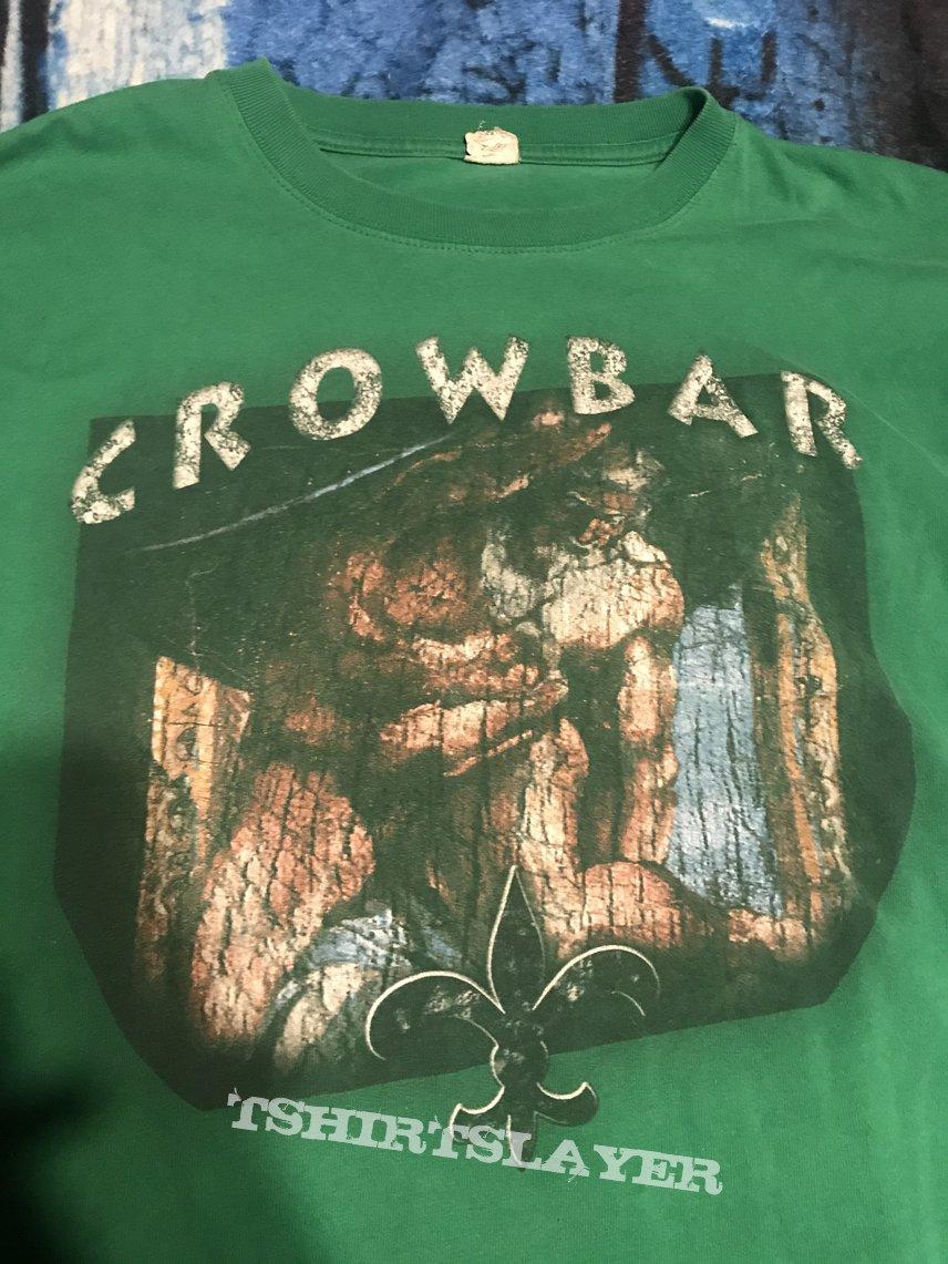 Crowbar green obedience thru suffering