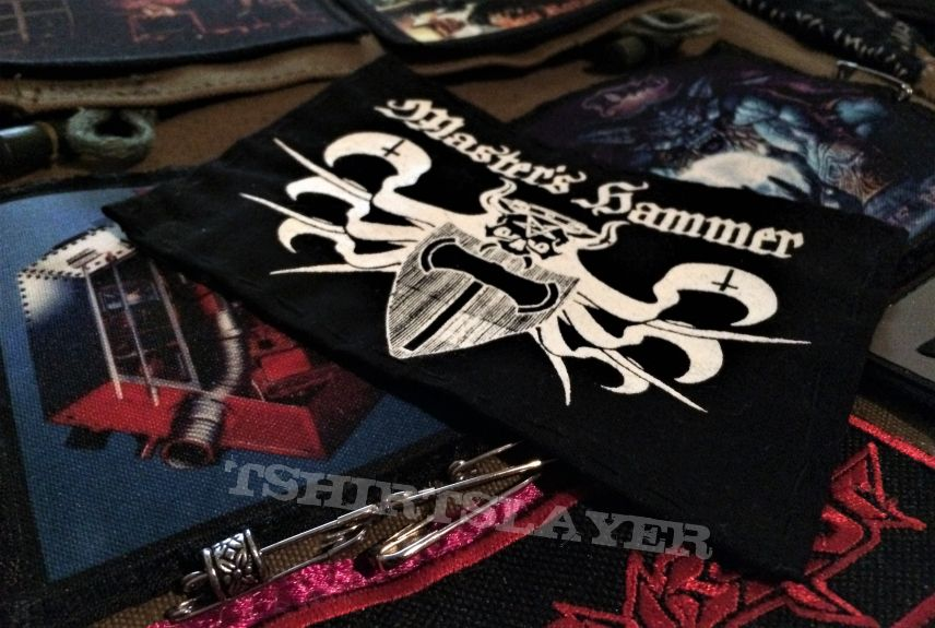 Master's Hammer - basic patch