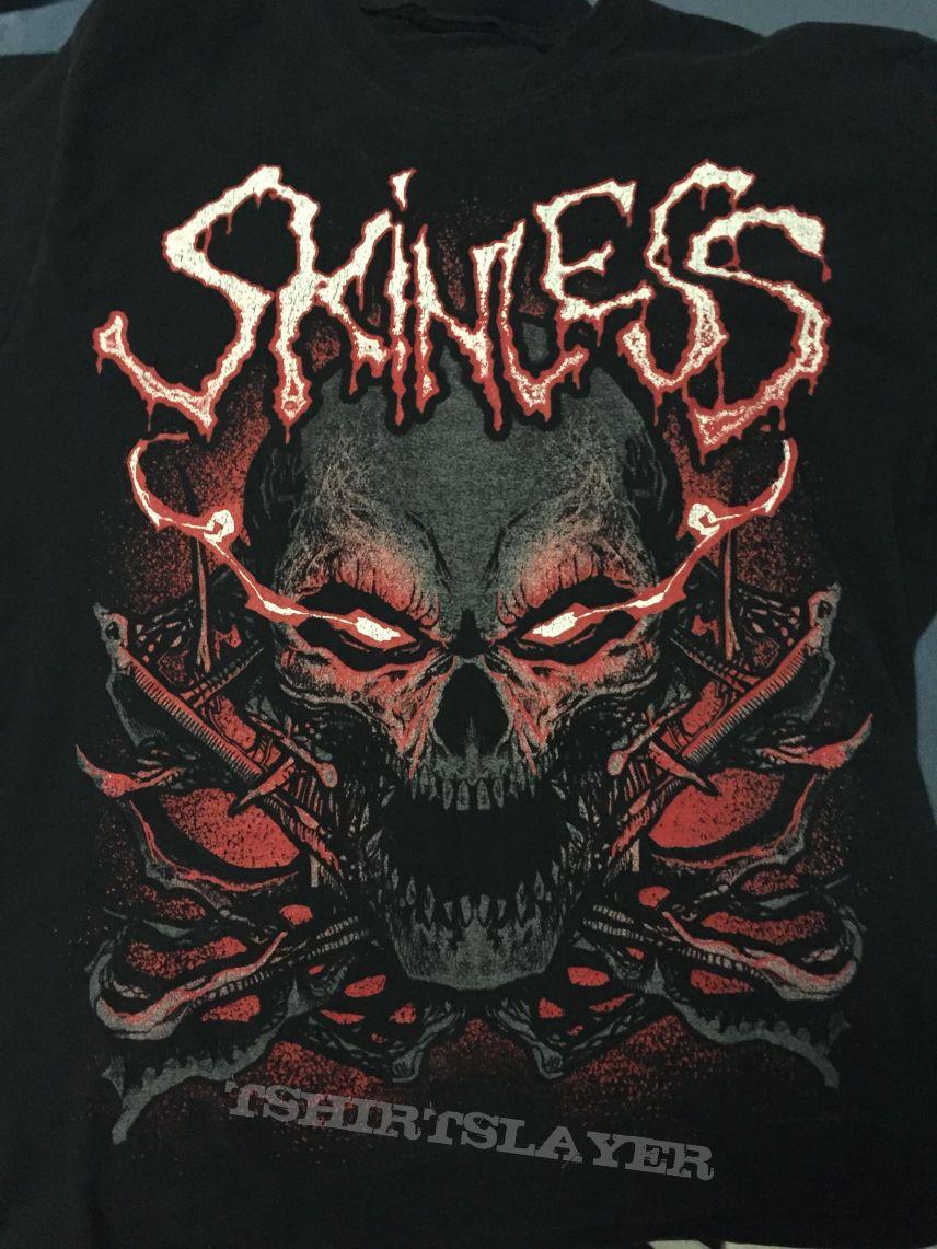Skinless Red Skull