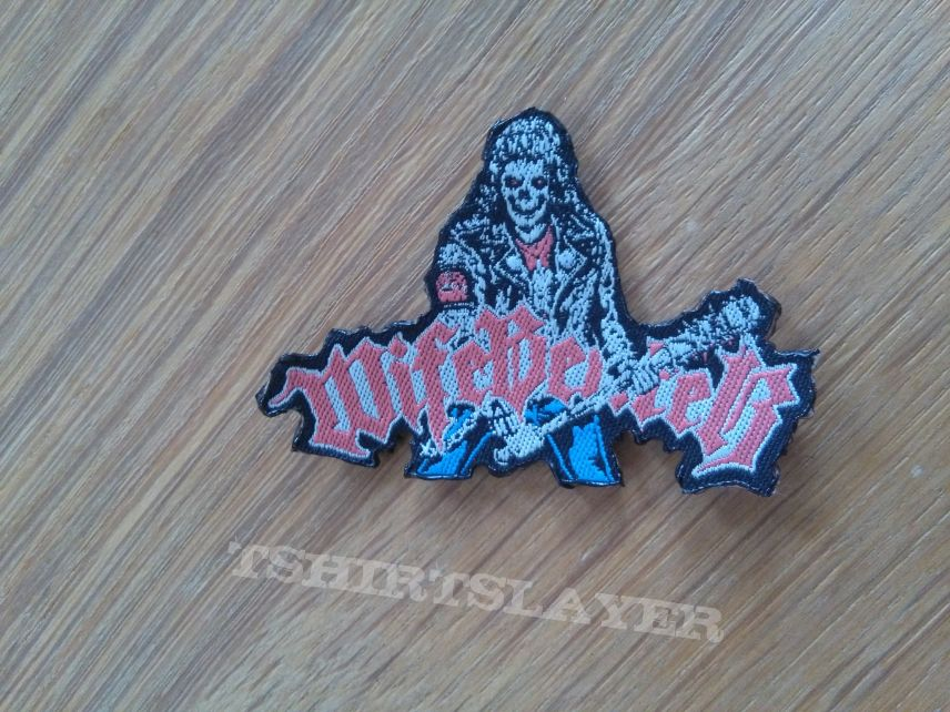 Wifebeater Shaped Patch
