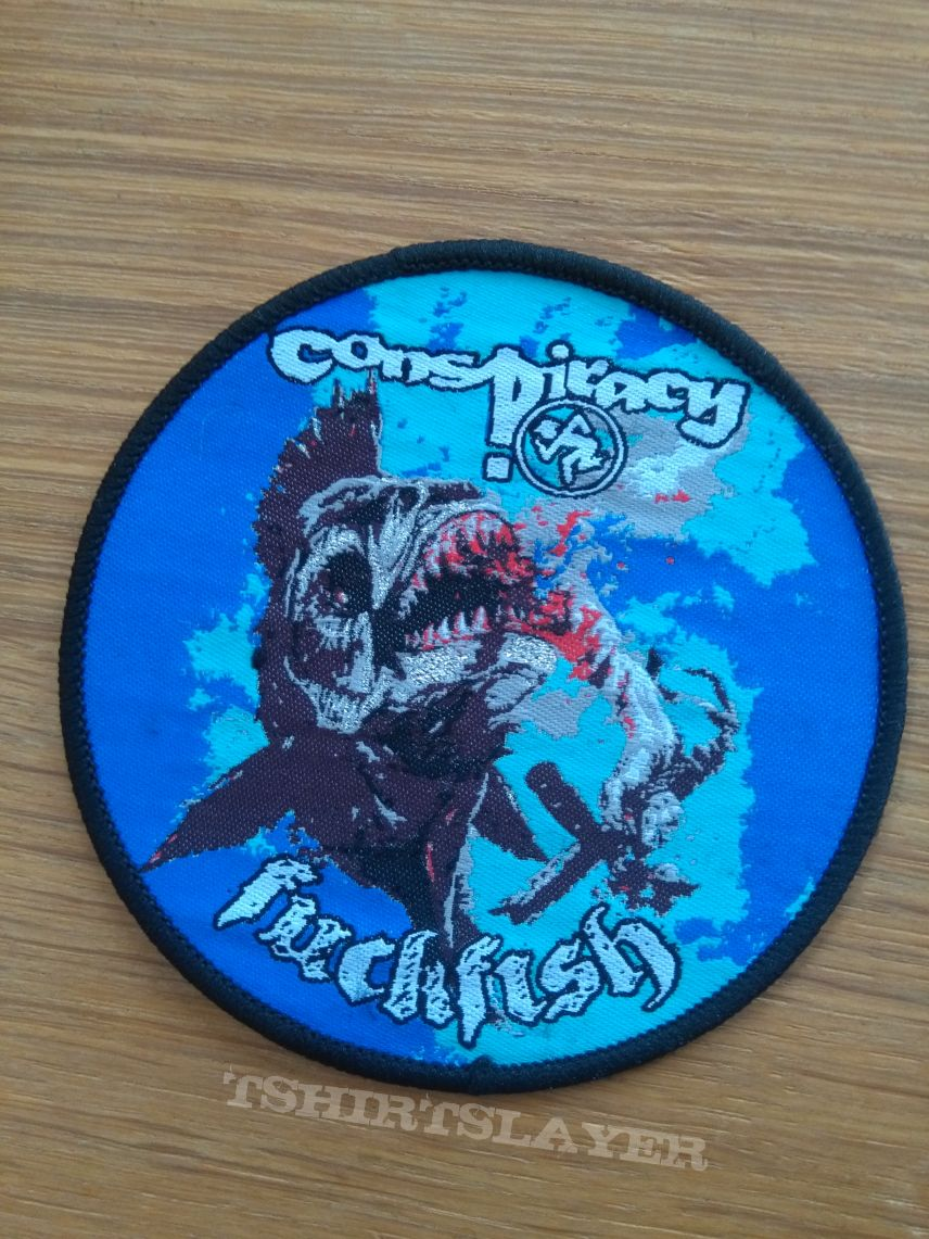 Conspiracy Fuckfish Patch