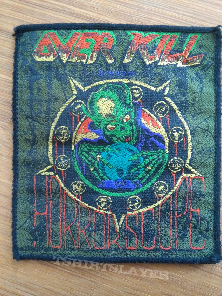 Overkill Horrorscope Patch