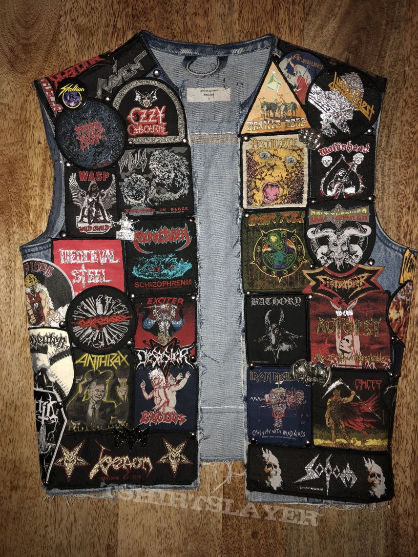 Battle Vest finally completed!!!