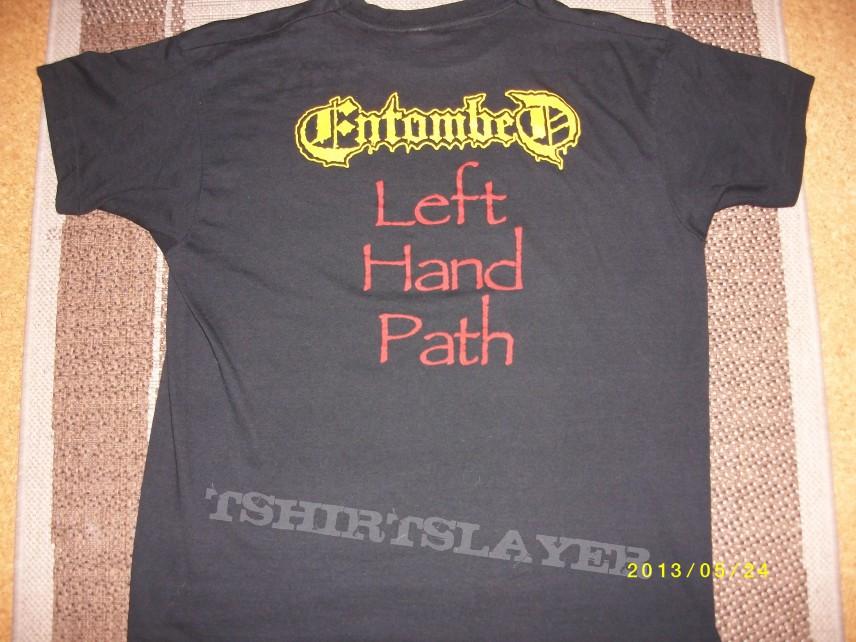 Entombed Left Hand Path (screen stars)