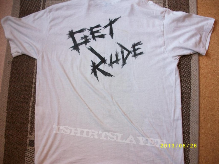 Exhorder original shirt