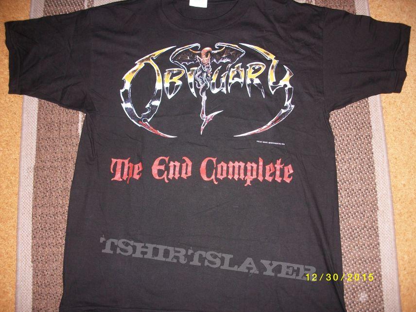 Obituary World tour 1992