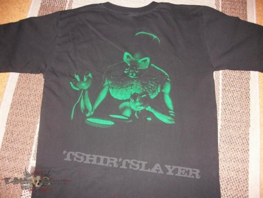 Massacre shirt - Massacre (USA), Inhuman Condition