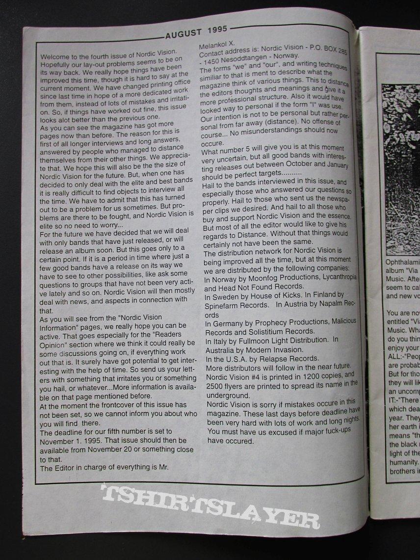 Nordic Vision Magazine #4