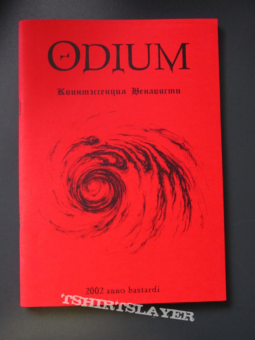 Odium Magazine