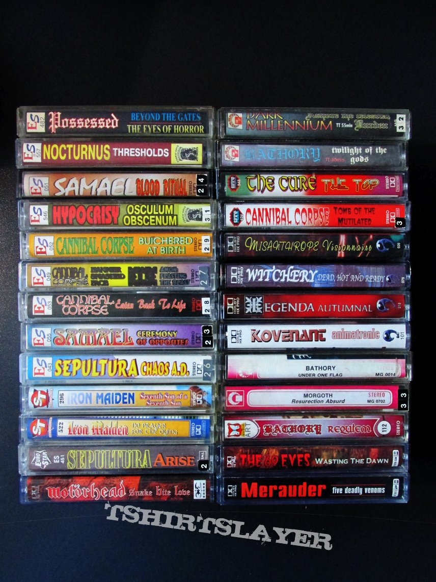 MC/Tapes/Cassette Tapes/Compact Audio Cassettes
