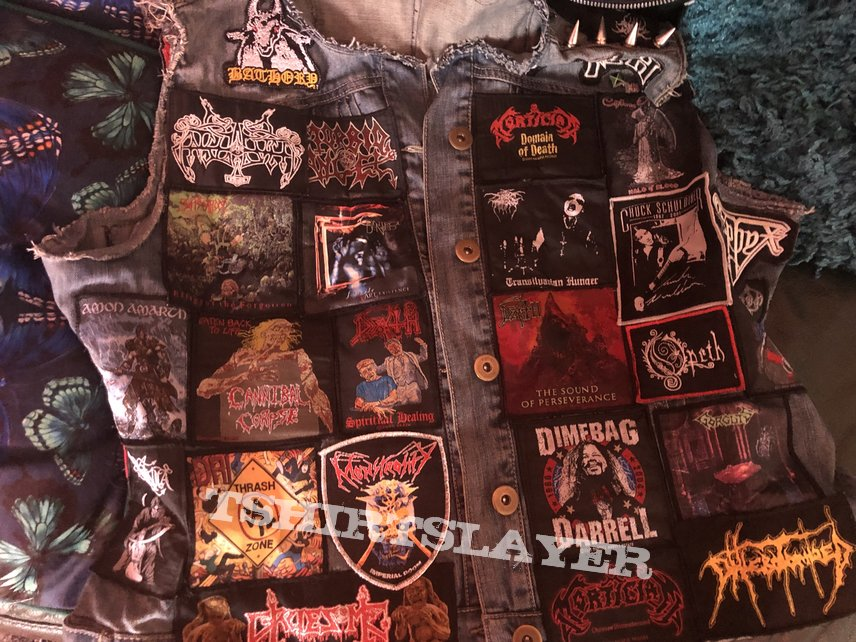 Updated from of my battlevest