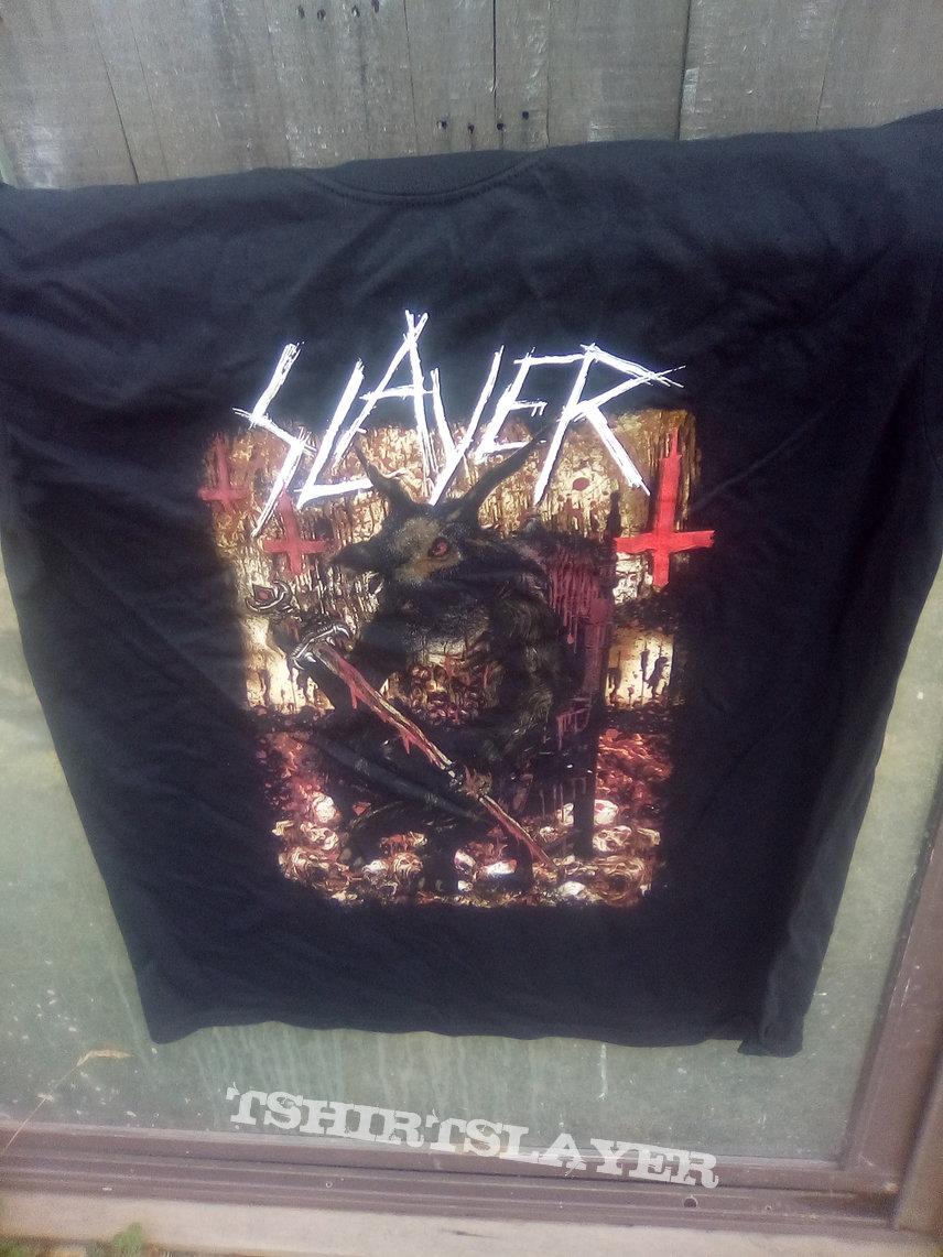Slayer - Australian tour shirt 2019