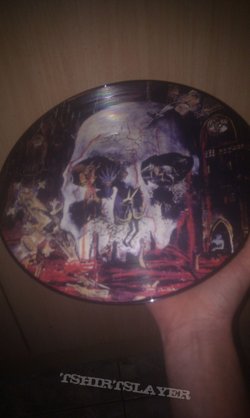 Slayer - South of heaven picture LP