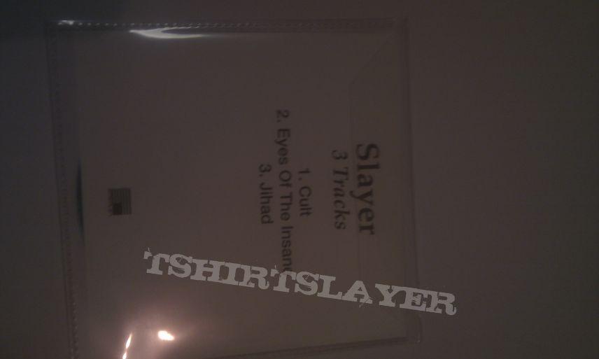 Slayer - Cult pre-release sampler