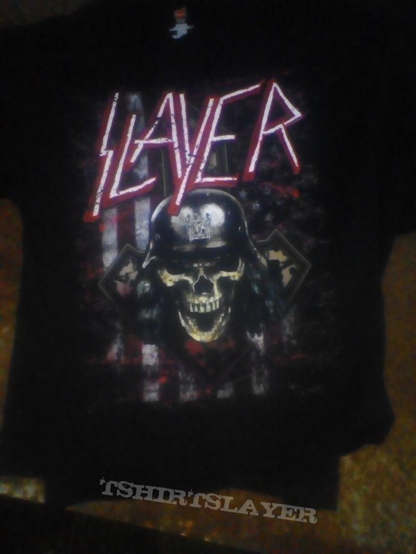 Slayer - North America tour 2018