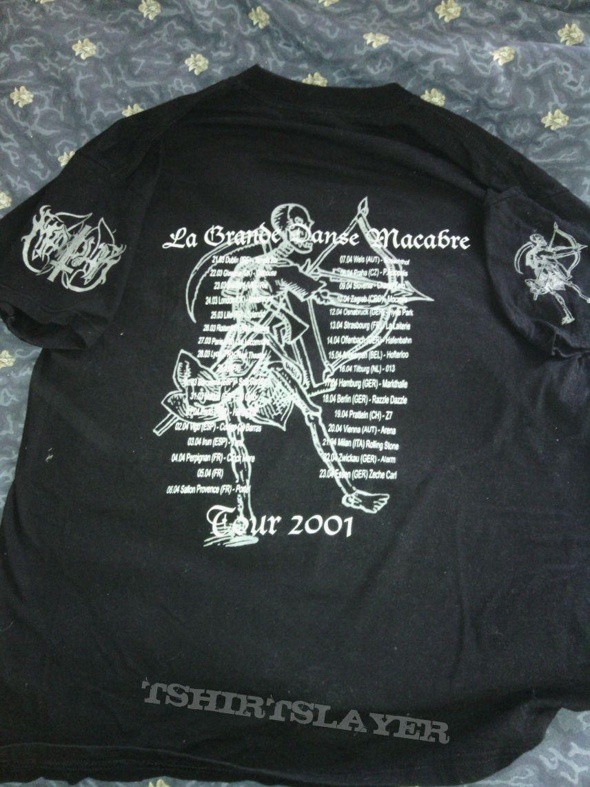 Marduk tour 2001