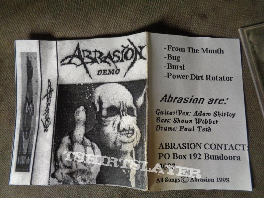 Abrasion - demo