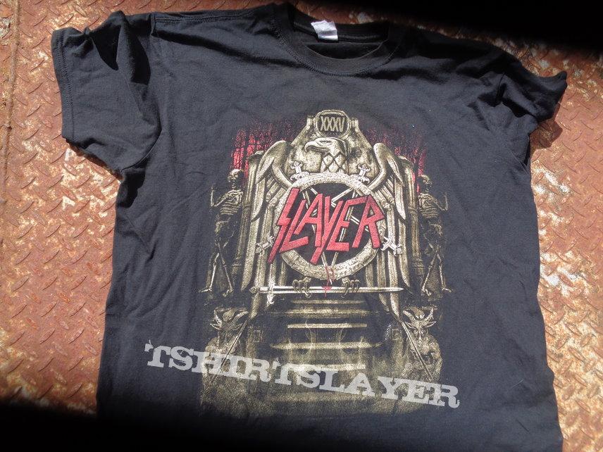 Slayer - Australian tour 2019 - XXXV