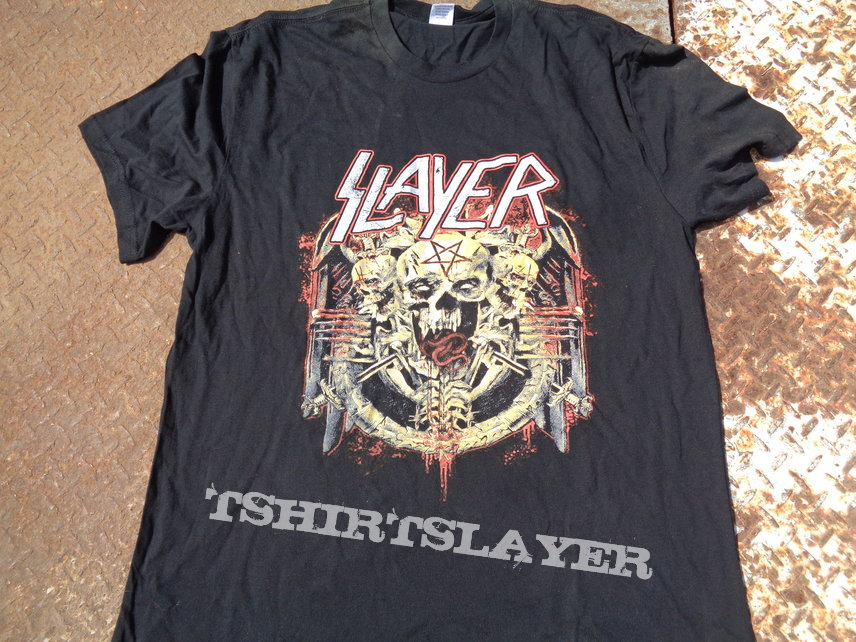 Slayer  - Bootleg.  Final show , Los Angeles 2019