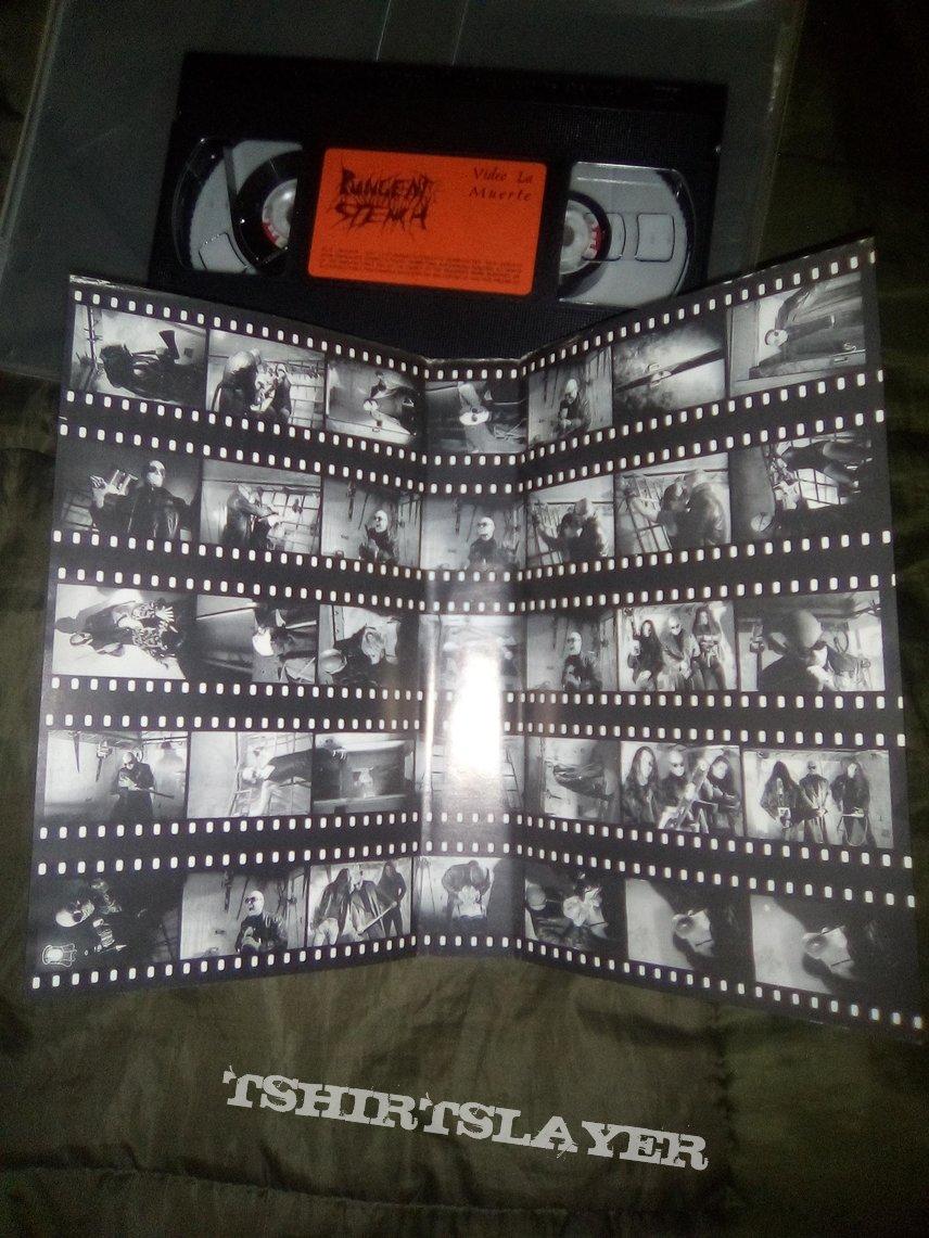 Pungent stench - video la meurte VHS