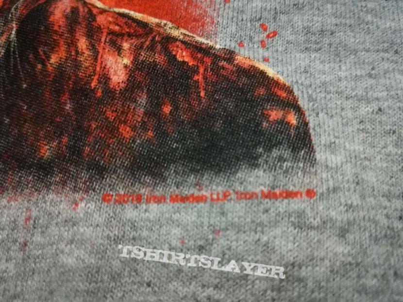 Iron Maiden Fan Club Shirt 2019