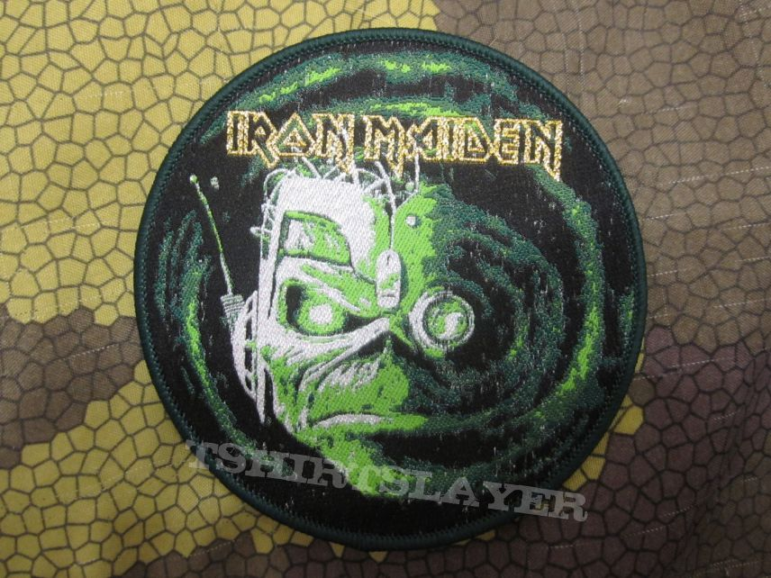 Iron Maiden - Bootleg - Wasted years