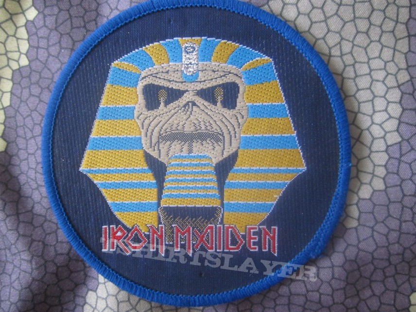 Image Of Maiden Patch