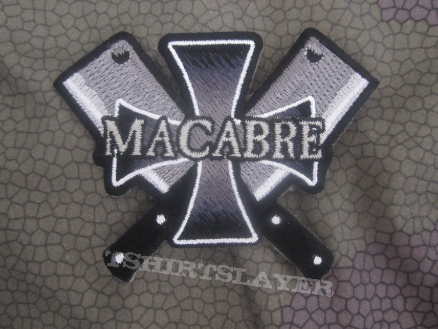 Macabre - Patch