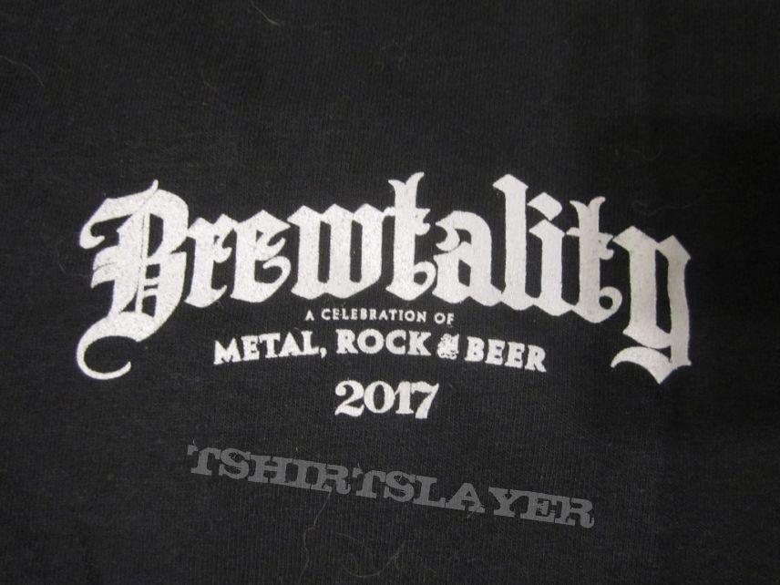 Brewtality 2017 - festival shirt