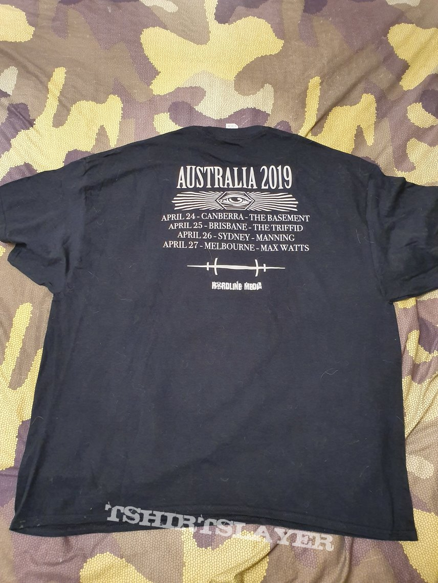 Witchery - 2019 Australian tour