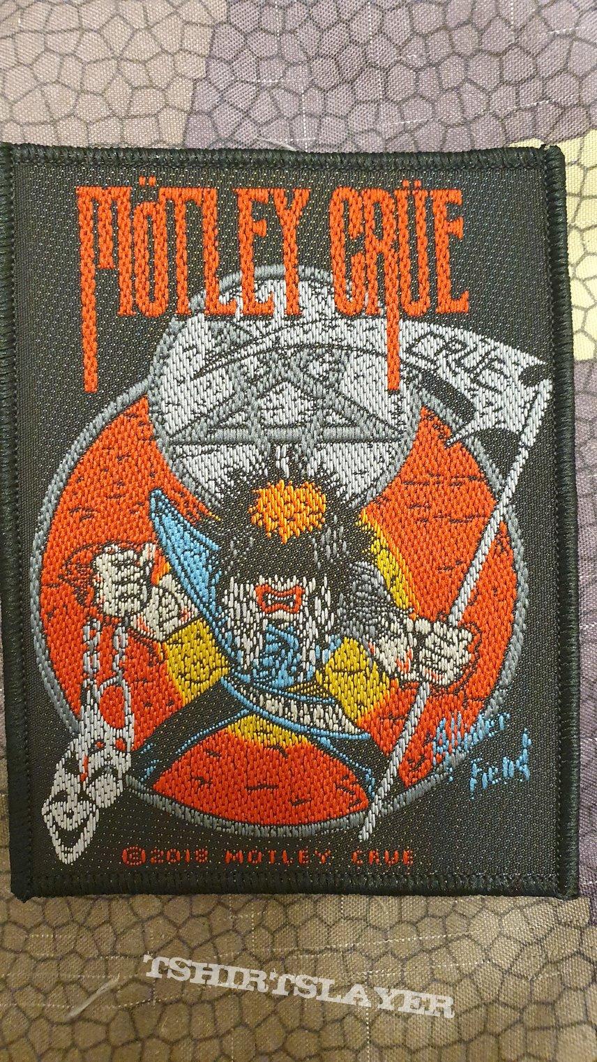 Mötley Crüe - Allister Fiend - Official