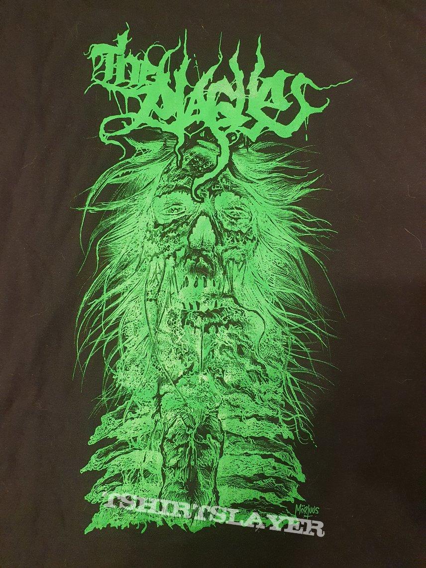The Plague - tshirt black